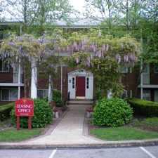 Rental info for Jamestown Village