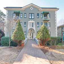 Rental info for Buckhead Townhomes and Gardens in the Atlanta area