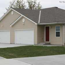 Rental info for Brand New Duplexes in the Kansas City area