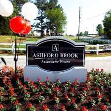 Rental info for Ashford Brook