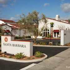Rental info for Santa Barbara