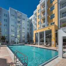 Rental info for Milagro Coral Gables in the Miami area