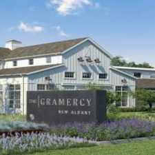 Rental info for Gramercy at New Albany