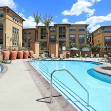 Rental info for La Verne Village Luxury Apartment Homes in the Pomona area