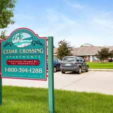 Rental info for Cedar Crossing 2