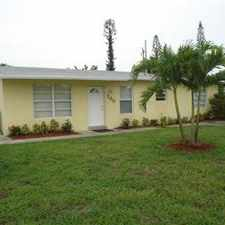 Rental info for Nice 3 bedroom home with backyard swimming pool in a nice area in southern Deerfield Beach. Central A/C. Plenty of parking space. Upgraded floor plan with long Section 8 history. Available by February 2019. in the Deerfield Beach area
