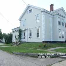 Rental info for 289 Main Street