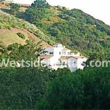 Rental info for MALIBU - Ocean View 4 Bedroom Luxury, by owner, Serene and Private Newer Home 1.3 acre