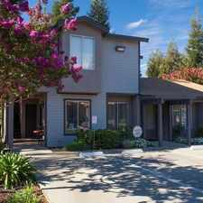 Rental info for Arbor Manor Senior Cottages in the Turlock area