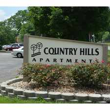 Rental info for Country Hills Apartments
