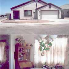 Rental info for 3 Bd Rm Newer Home in Florence AZ,Block fence 2car in the Florence area