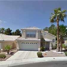 Rental info for ***BEST 3BR in BEAUTIFUL DESERT SHORES****** in the Las Vegas area