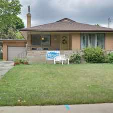 Rental info for 42 High - Walk to UW+WLU. Detached house! Setup as 2 units of 3+2 with door between units. Big yard! Entire house or Single rent in the Kitchener area