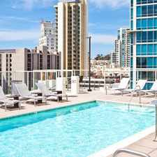 Rental info for Vantage Pointe in the San Diego area