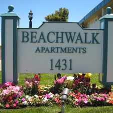 Rental info for Beautiful Bayside 1 Bedroom apartment! Move in Special! in the Foster City area