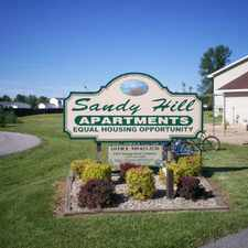 Rental info for Sandy Hill Apartments