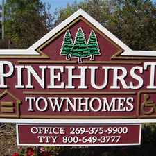 Rental info for Pinehurst Townhomes