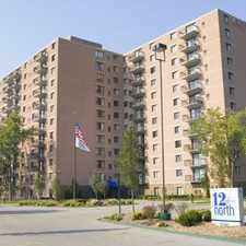 Rental info for 12 North Apartments