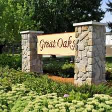 Rental info for Great Oaks