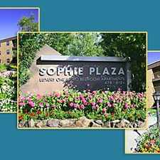 Rental info for Sophie Plaza Apartments