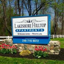 Rental info for Lakeshore Hilltop Apartments