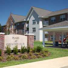Rental info for The Peaks at Country Club
