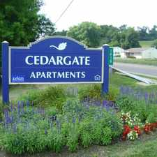 Rental info for Cedargate Apartments in Lancaster
