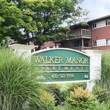 Rental info for Walker Manor Apartments in the Glen Oaks area