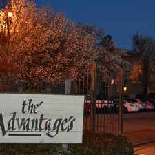 Rental info for The Advantages Apartments