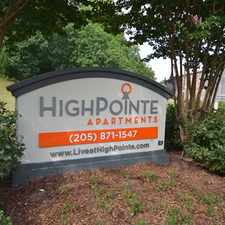 Rental info for High Pointe Apartments