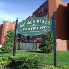 Rental info for Madison Plaza Apartments