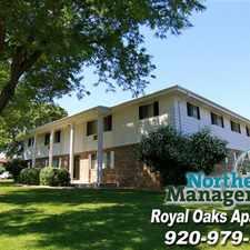 Rental info for Royal Oaks Apartments