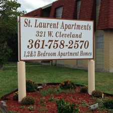 Rental info for St. Laurent Apartments