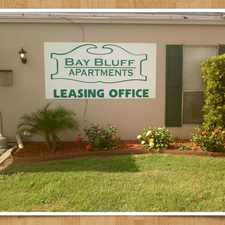 Rental info for BayBluff Apartments