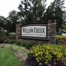Rental info for Willow Creek Apartment Homes