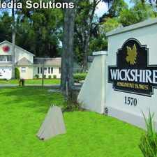 Rental info for Wickshire Apartments