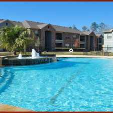 Rental info for Crown Forest Apartments in the Lufkin area