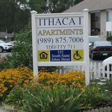 Rental info for Ithaca I