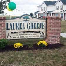 Rental info for Laurel Greene