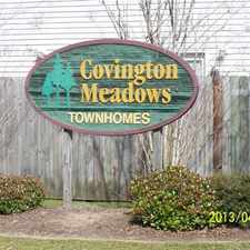 Rental info for Covington Meadows Townhomes