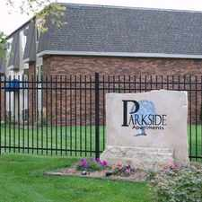 Rental info for Parkside Apartments in the 61801 area