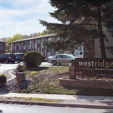 Rental info for Westridge