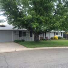 Rental info for AP...4350 Melody, 3 bedroom, 2 bath, private backyard