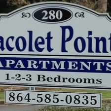 Rental info for Pacolet Pointe (280 McDowells St Pacolet SC-29372)