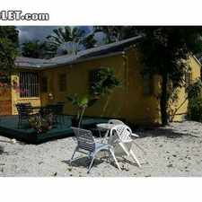 Rental info for $875 1 bedroom House in South Miami in the Miami area