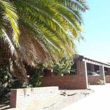Rental info for 2 storey townhouse in Fremantle!