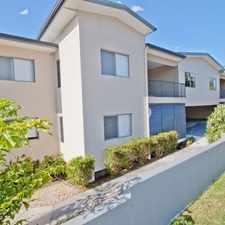 Rental info for Near new unit in Moorooka! in the Brisbane area