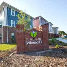 Rental info for Sustainable Fellwood Phase II