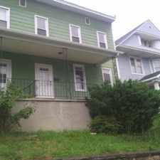 Rental info for 3 BR duplex in Westside neighborhood- call 301-707-4422 to schedule a showing