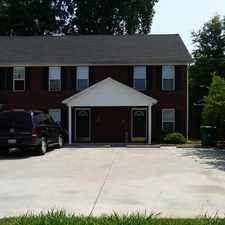 Rental info for China Grove Townhouse Swink
